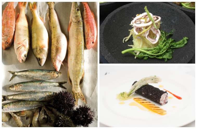 Ecuadorian cuisine: Rodrigo Pacheco's dishes at Bocavaldivia, Tanusas Retreat & Spa