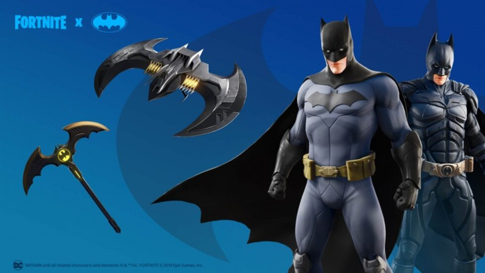 The Bat family will be introduced in the Fortnite Chapter 2 Season 6