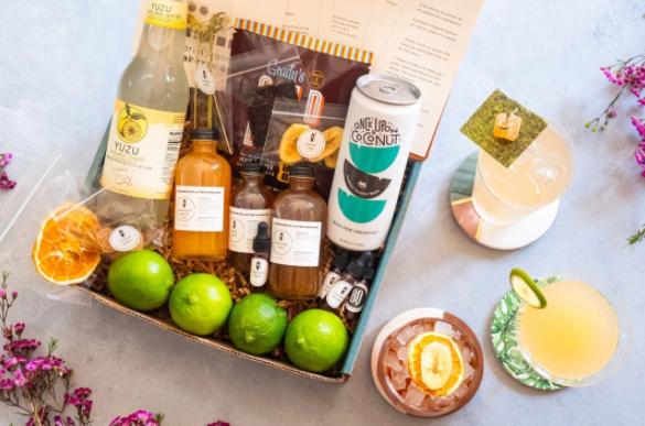 cocktails unique subscription boxes