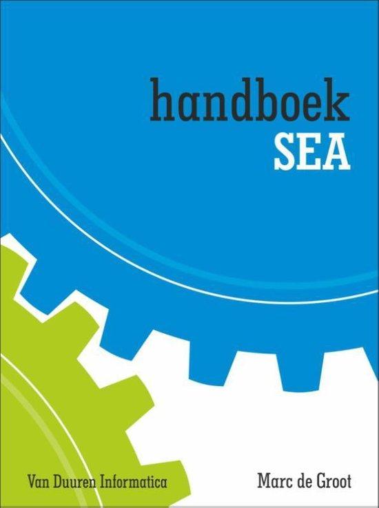Voorbeeld boek: Handboek SEA