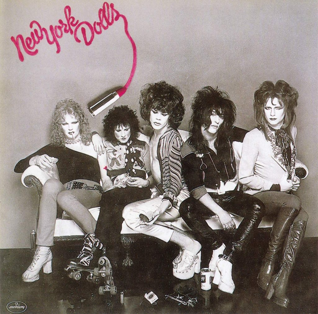 Classic Rock vs Modern Rock: Glam Rock Band - New York Dolls