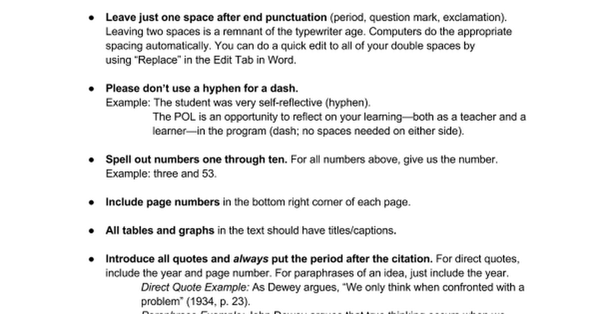UnBoxed Style Guide - Google Docs