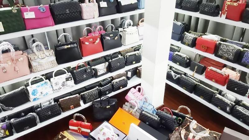 Tìm nguồn mua túi xách Quảng Châu trên taobao