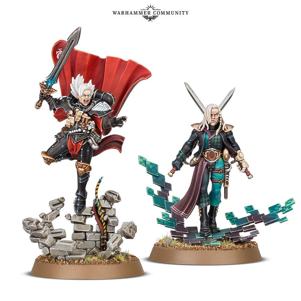 warhammer 40k preview sisters of battle