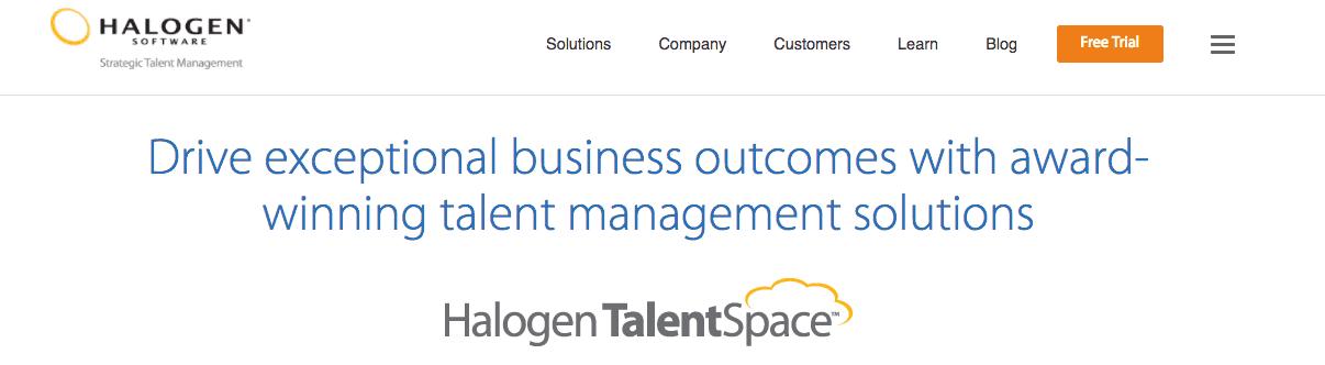 Halogen HR Software