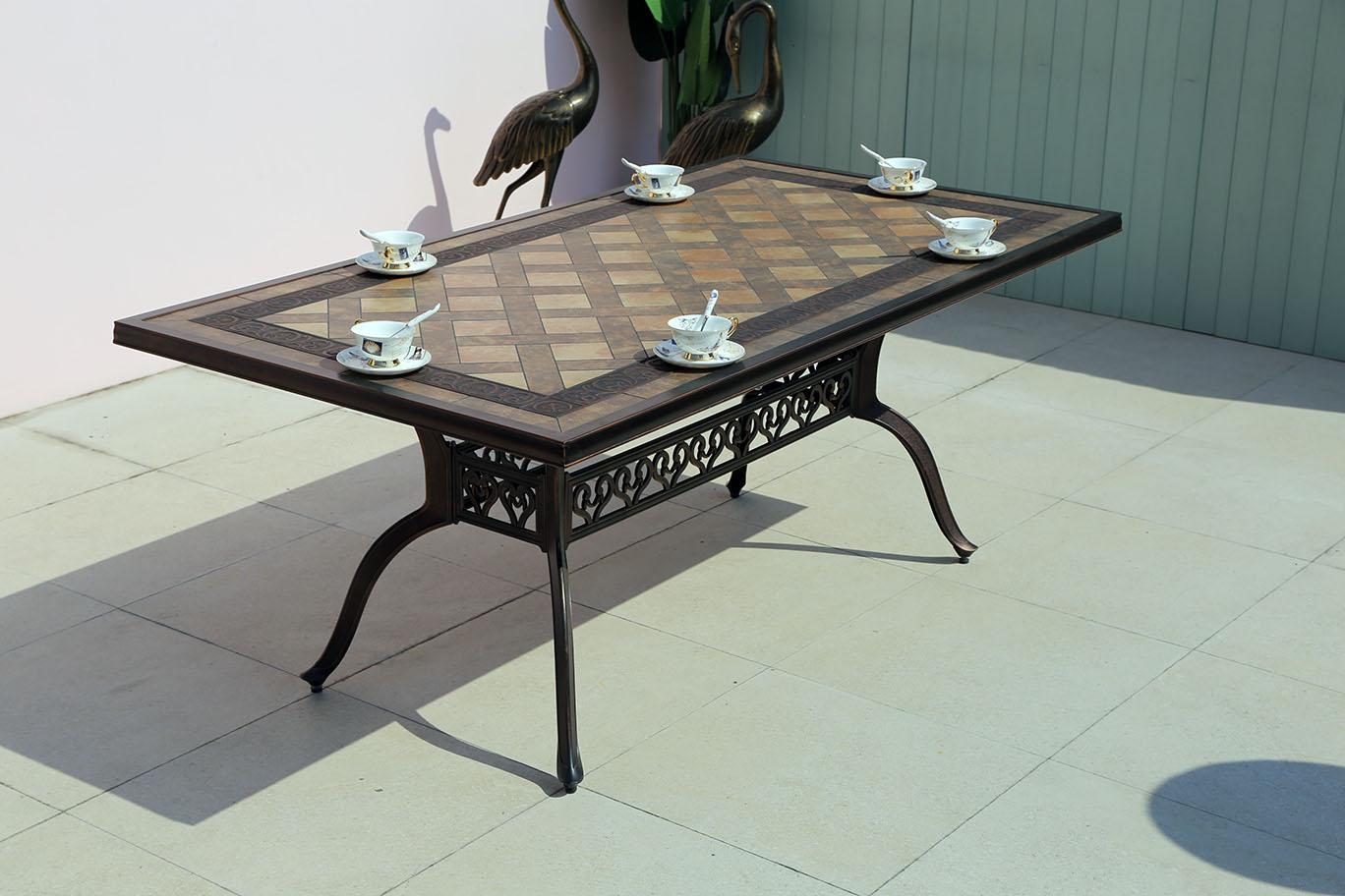 Как ухаживать за керамическим столом