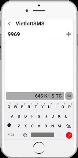 Chơi Vietlott online bằng cách mua vé Mega 6/45 hệ thống tự chọn ngẫu nhiên
