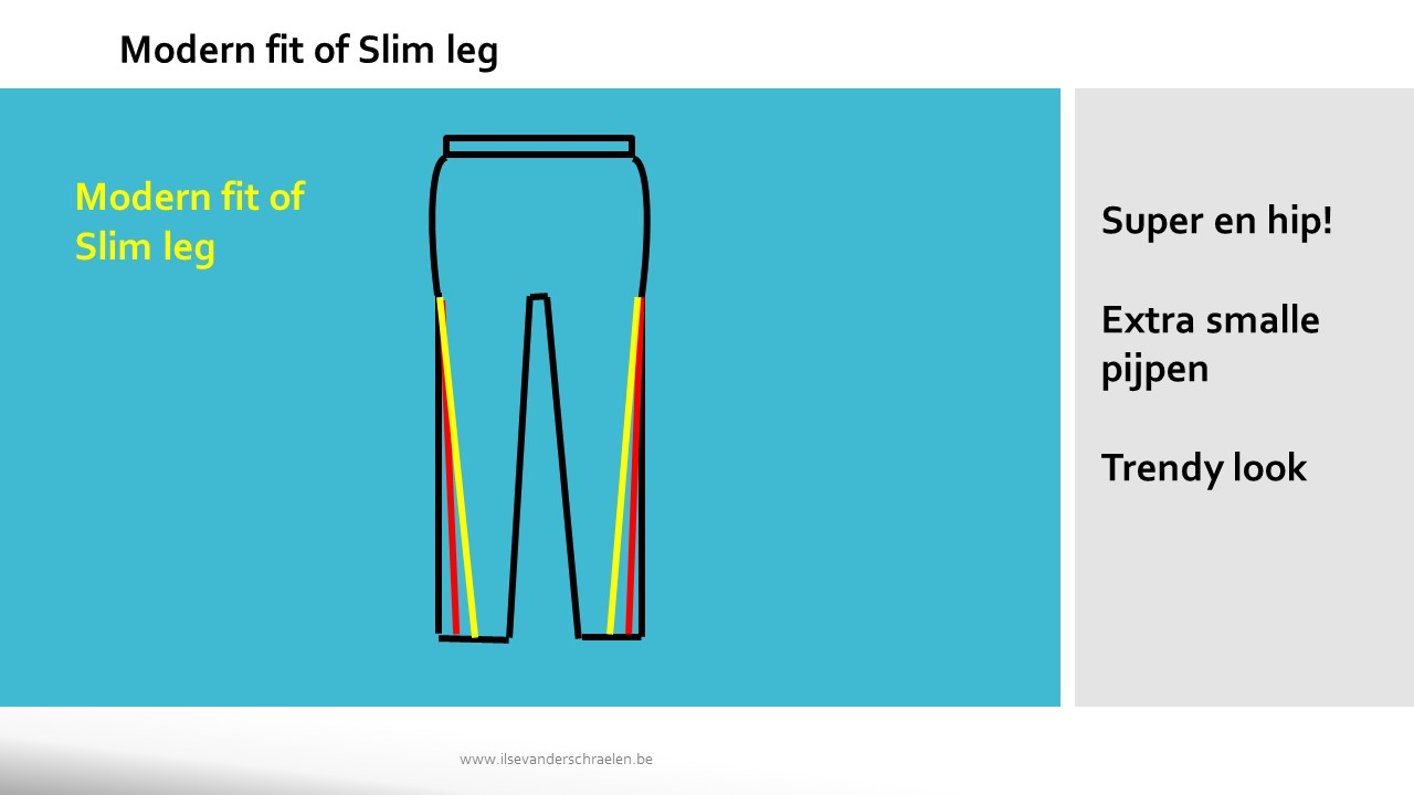 modern fit broek brax