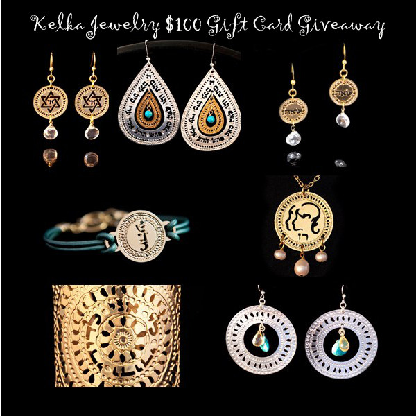 Sign up for the $100 Kelka Jewelry Gift Card Blogger Opp. Signups close 10/30.