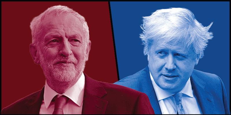 46 millones de británicos son los habilitados a votar el próximo jueves. Como nunca antes, se enfrentan dos visiones opuestas del país, que proponen dos salidas completamente diferentes.