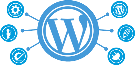 wordpress para nichos