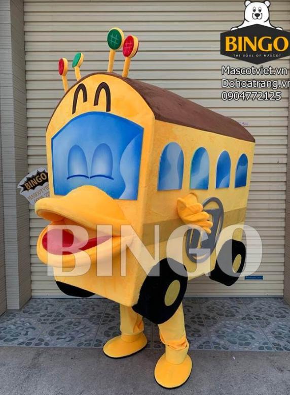 mascot xe bus
