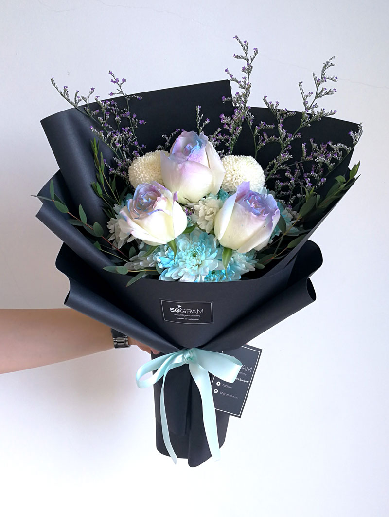 Flower Delivery KL, 50gram