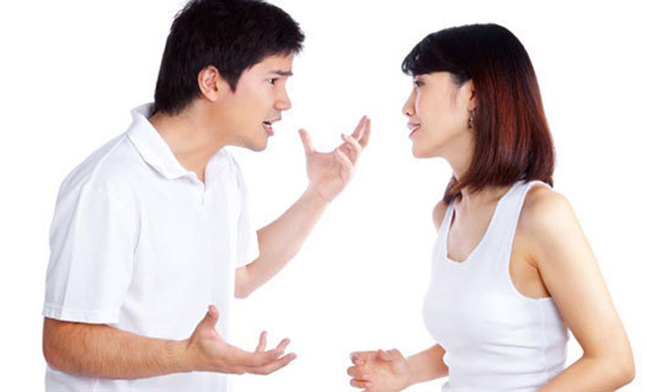 Tránh ghen tuông giận hờn vô cớ