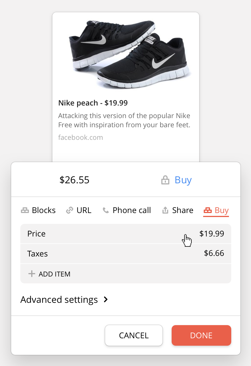 native payments are perfect for creating neat ecommerce experiences whether for a small online shop a boutique apparel store or an event tickets vendor