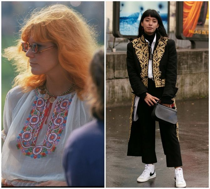 Fashion trends from the 70s 30