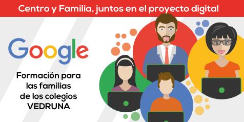 Centro y Familia, juntos en el proyecto digital