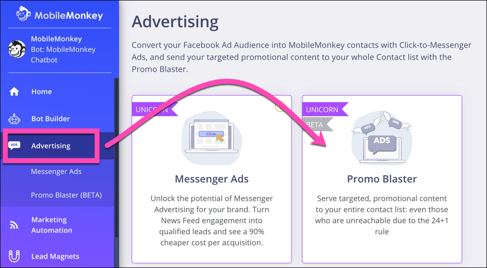 ecommerce marketing tools for facebook ads