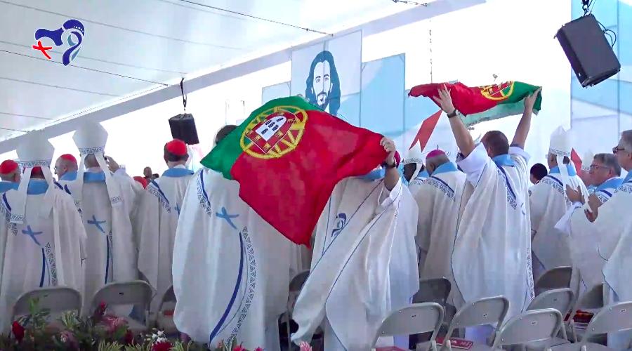 THÔNG BÁO: Lisbon, Bồ Đào nha sẽ là chủ nhà của Ngày Giới trẻ Thế giới 2022