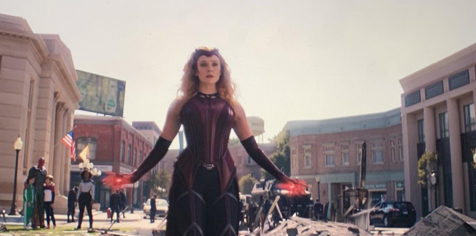 Wanda Maximoff gets a proper costume in WandaVision episode 9 - The Fanboy  SEO