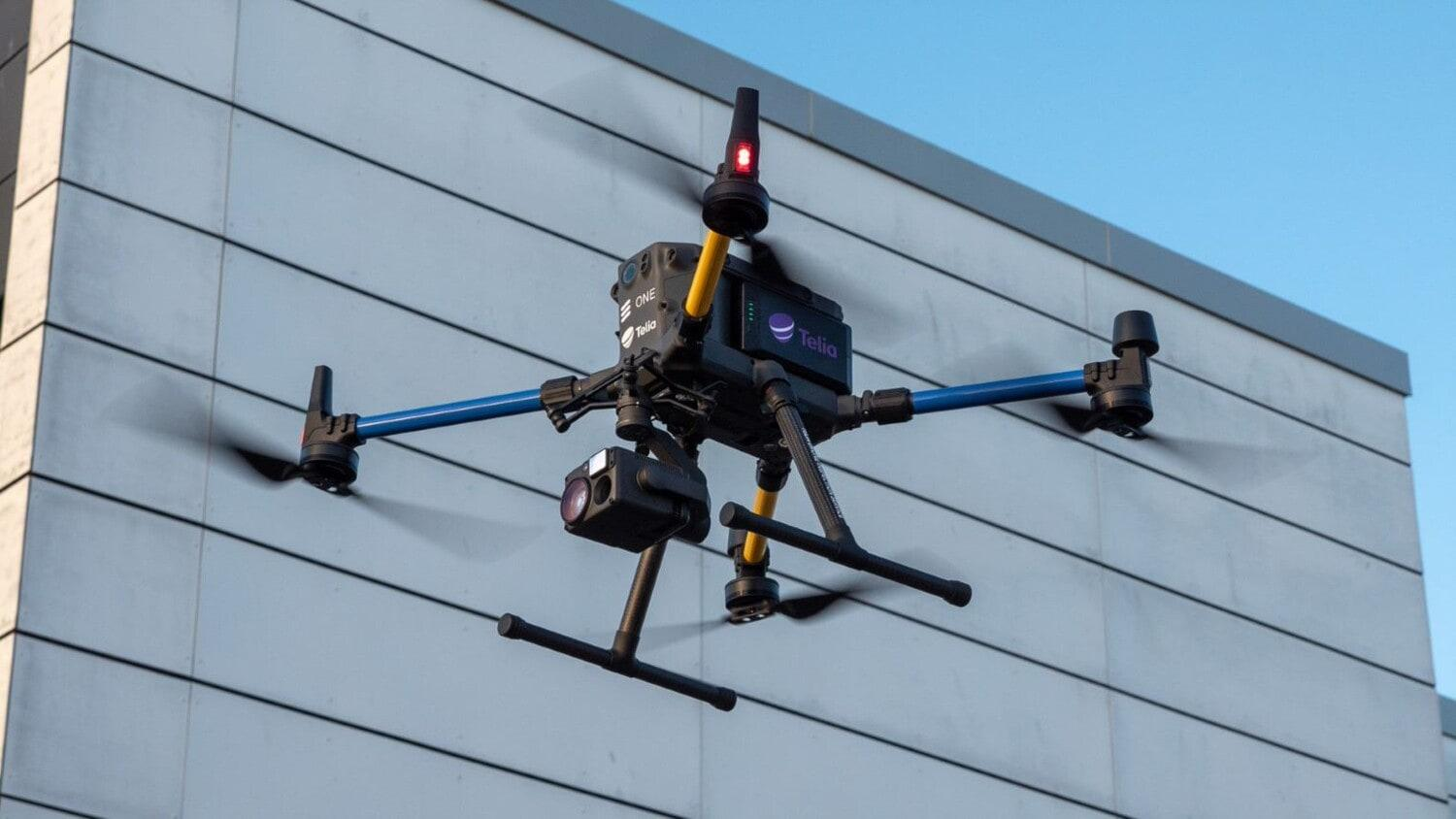 Livestreaming drones for the future of site inspections