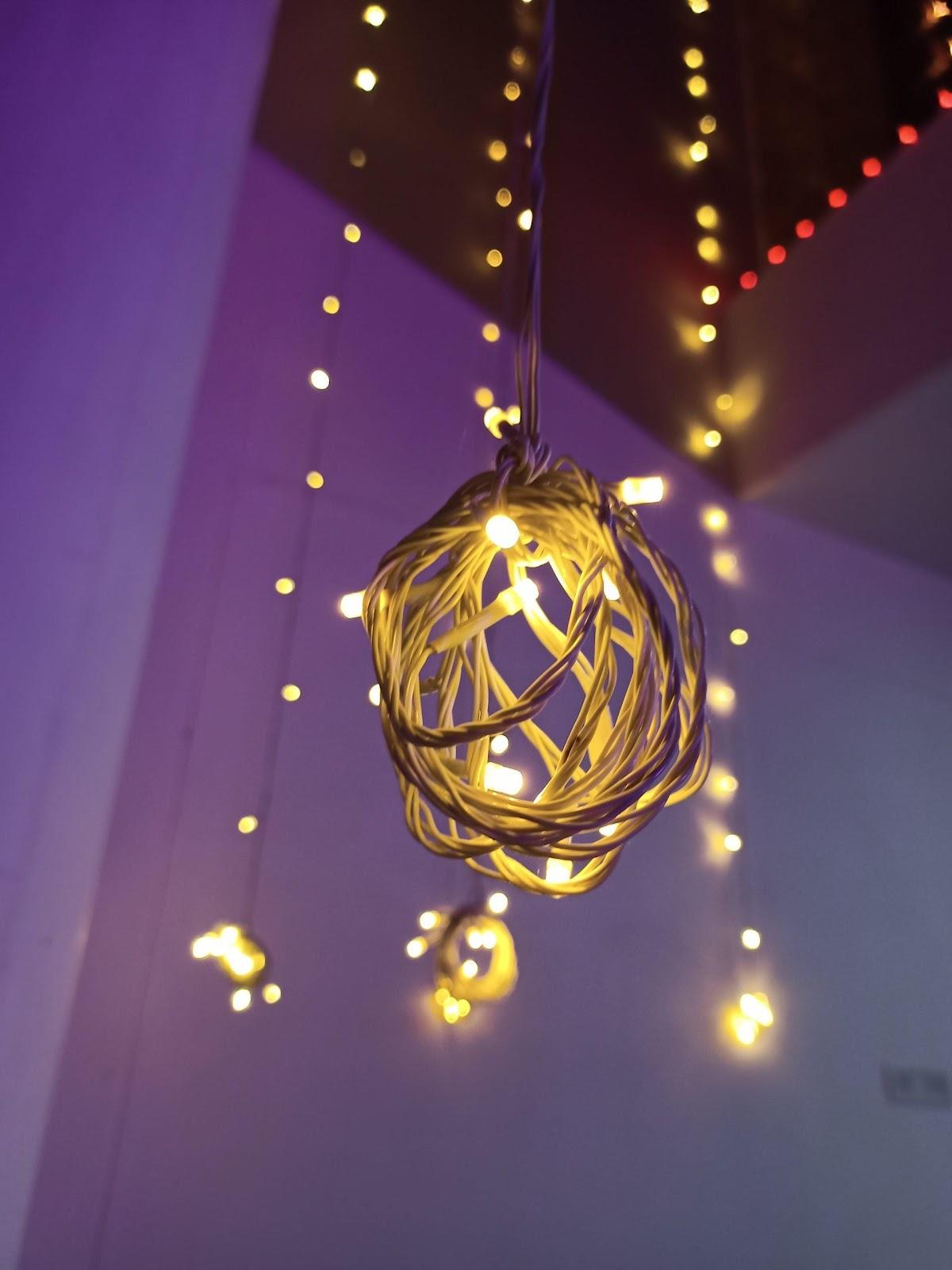 Rope lights for Diwali