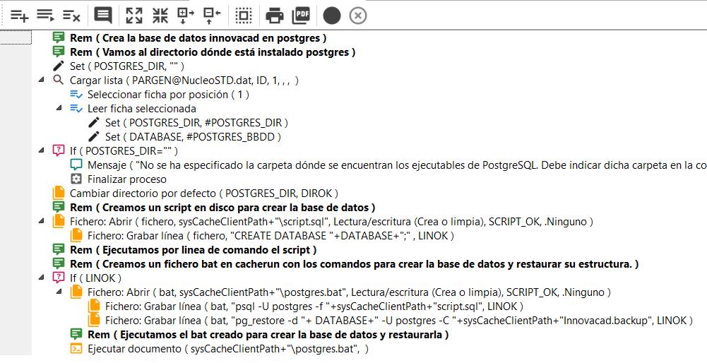 Programación en Velneo: integración de un ERP con CAD 9