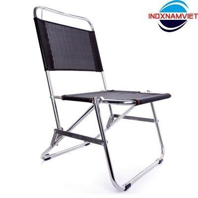 Đặc điểm của dòng ghế bố xếp inox