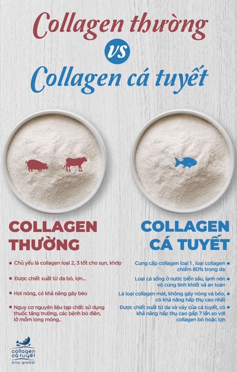 Có nên uống collagen không? Uống collagen có trắng da không? - Ảnh 3