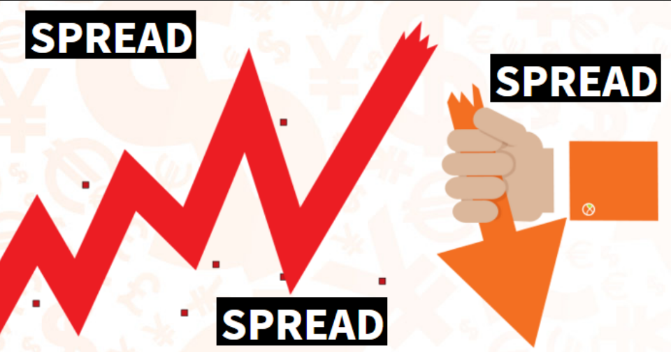 Make highest profit when trade with the lowest spread forex brokers - 01