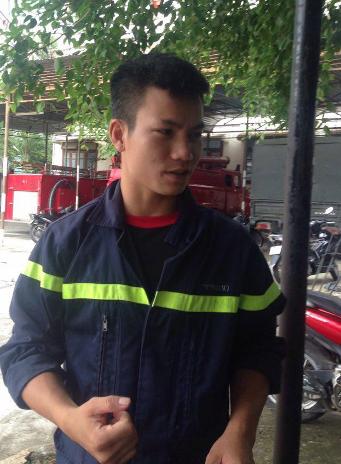 Lính chữa cháy đạt điểm 10 môn sử trong kỳ thi THPT Quốc gia