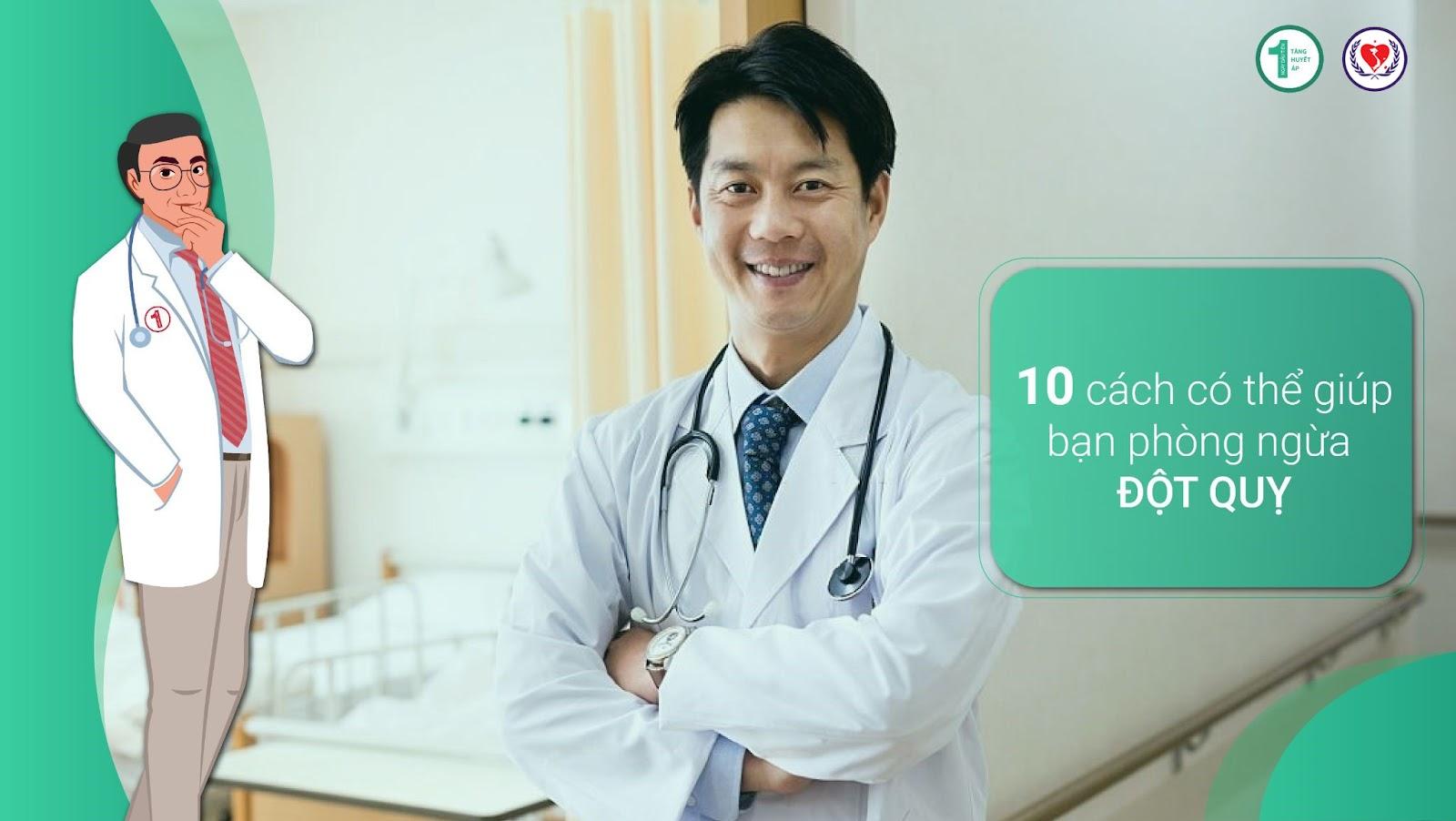 10 cách có thể giúp bạn phòng ngừa Đột quỵ 3