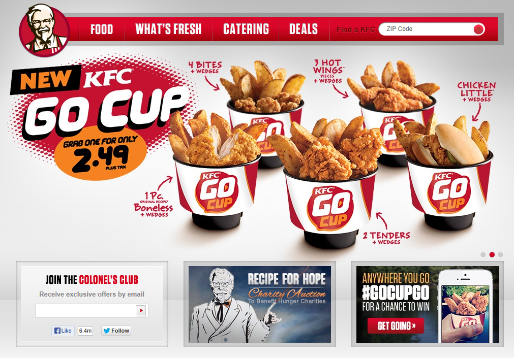 4ps of kfc This mcdonald's swot analysis reveals how the most successful fast-food chain company of all time uses its competitive advantages to continue dominating fast-food industry it identifies all the key strengths, weaknesses, opportunities and threats that affect the company the most.