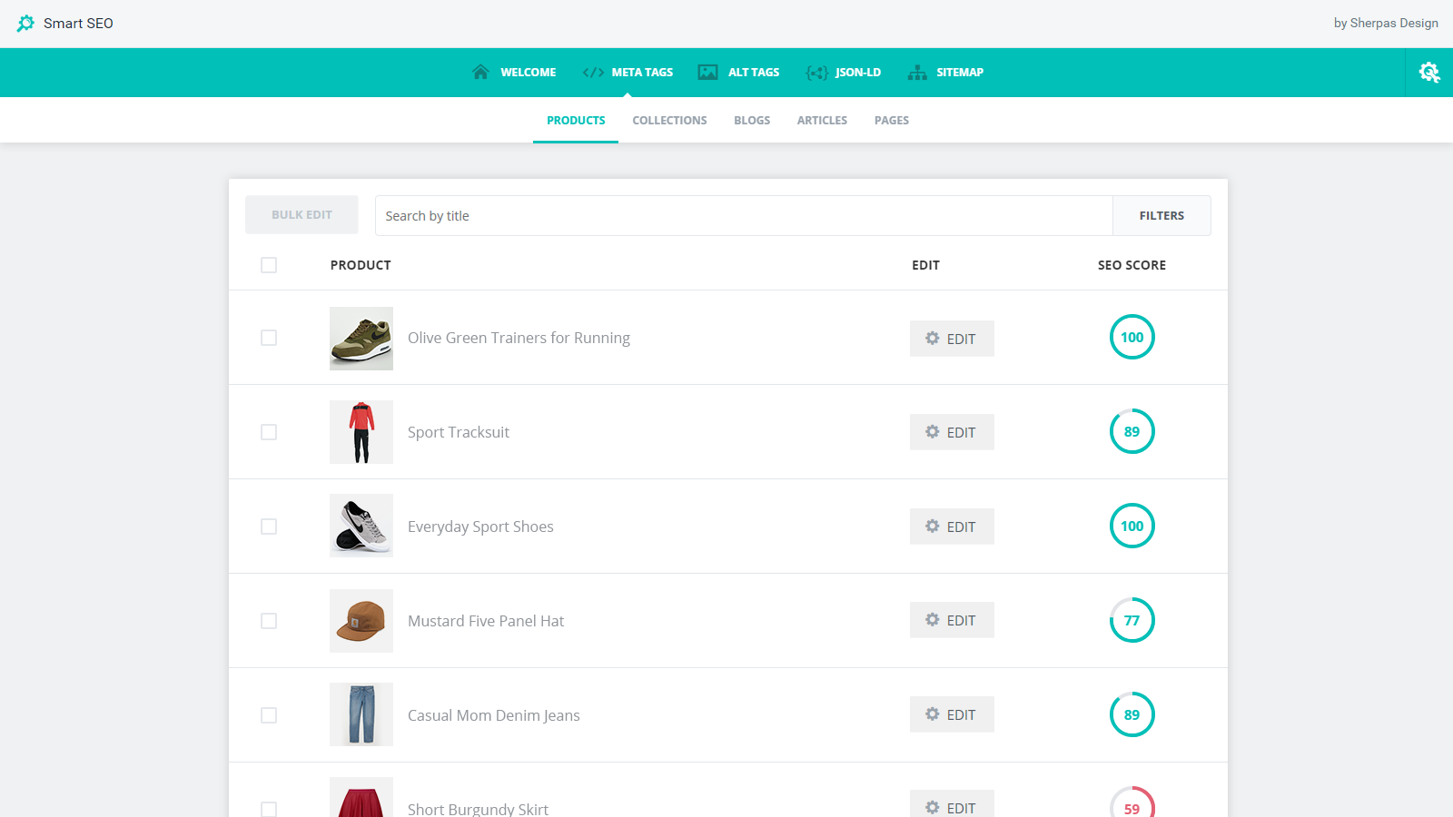 Boost your Shopify on-site SEO