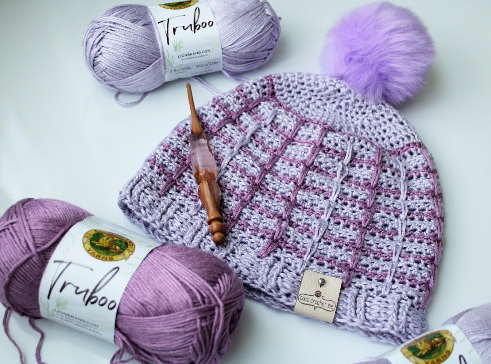 Theodosia Truboo Beanie - Free Crochet Pattern