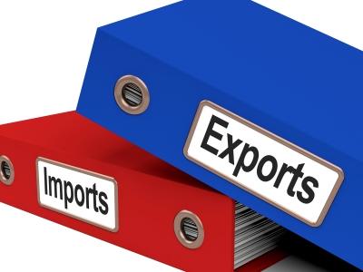 como exportar carpetas importacion y exportacion