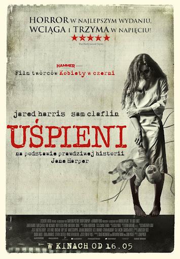 Polski plakat filmu 'Uśpieni'