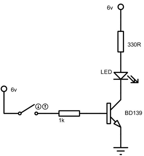 Bd139 Switch Circuit Diagram