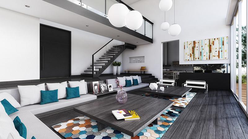 Tầm quan trọng của thiết kế nội thất phòng khách chung cư
