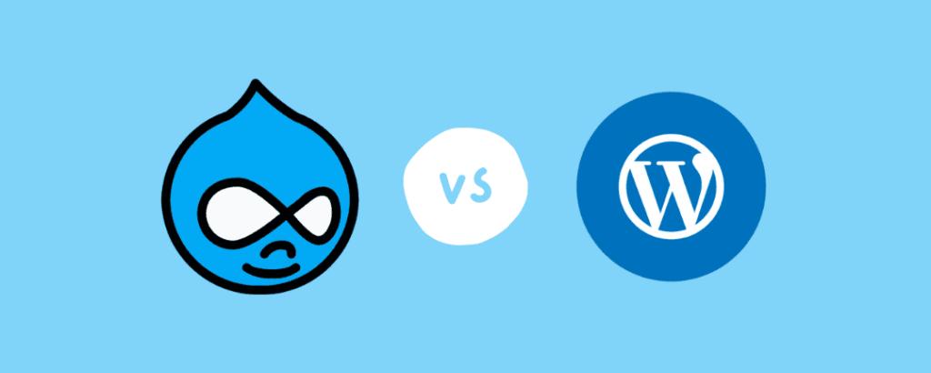 drupal vs wordpress