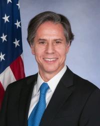 Photo of Antony J. Blinken