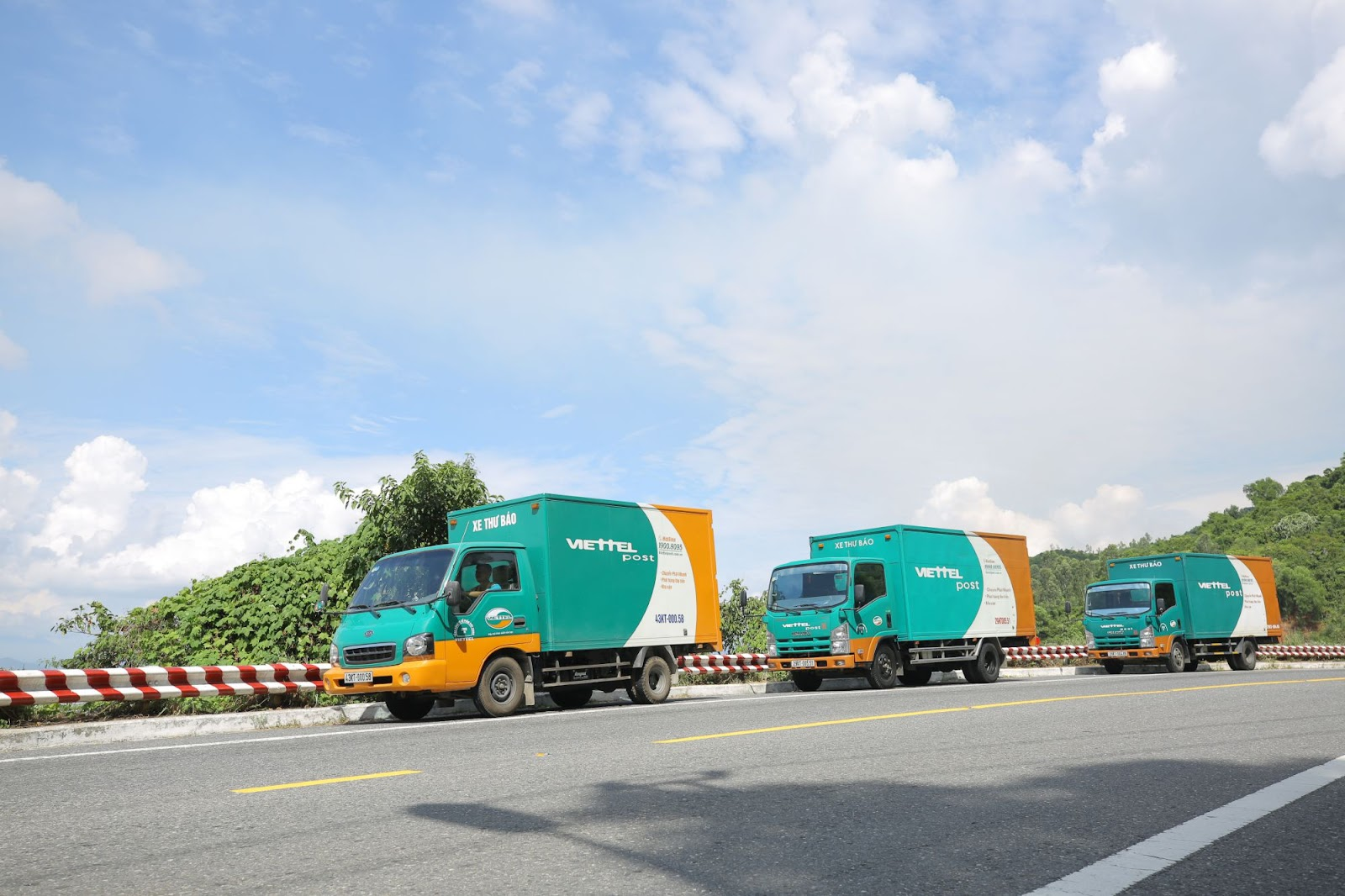 các công ty vận chuyển hàng hóa quốc tế
