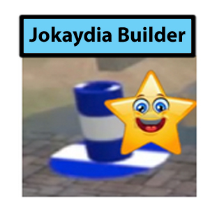 Jokaydia Builder Badge
