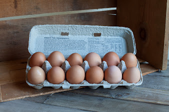 Photo of the share - Cage Free Organic Eggs