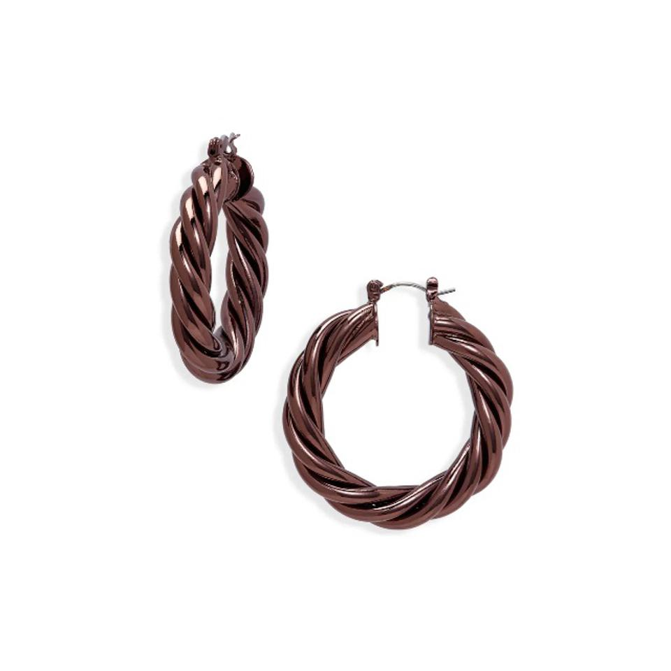 8 Other Reasons x Draya Michele Jones Hoop Earrings
