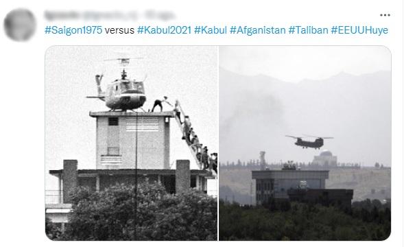 El paralelismo entre la retirada de EEUU en Afganistán y Vietnam