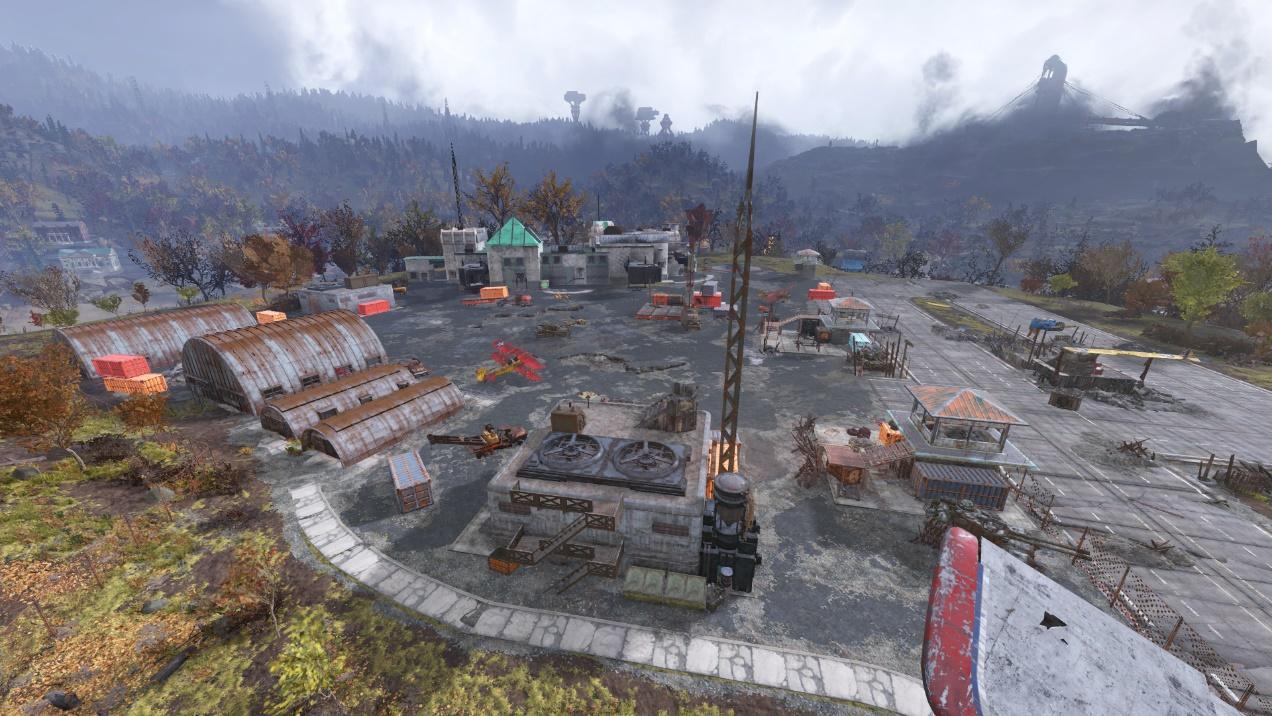 Wade Airport | Fallout Wiki | Fandom