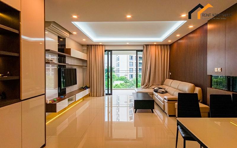 Có nhiều yếu tố ảnh hưởng đến mức giá cho thuê căn hộ