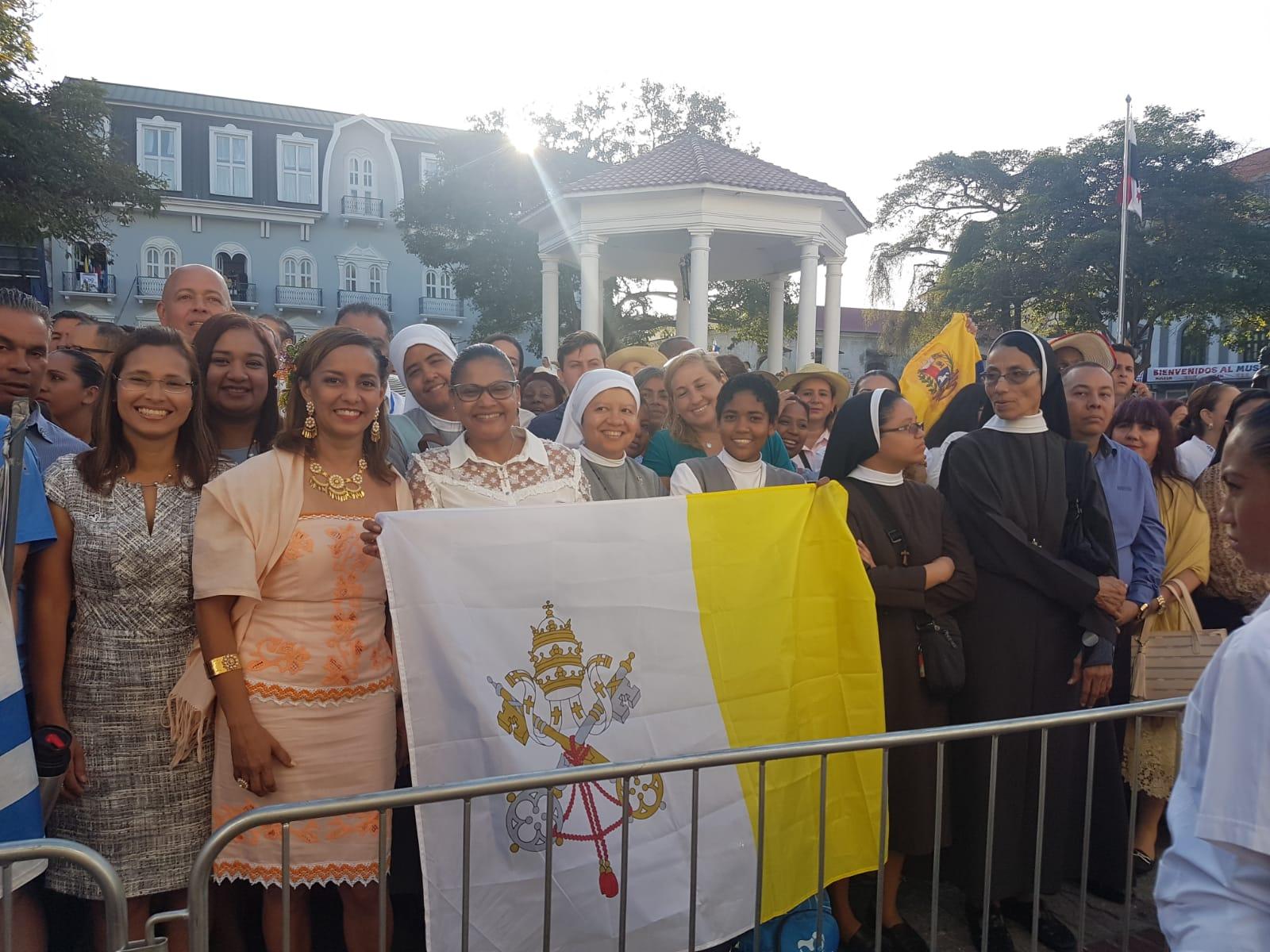Bài giảng của Đức Thánh Cha trong Nhà thờ Chính tòa Santa Maria La Antigua ở Panama (Toàn văn)