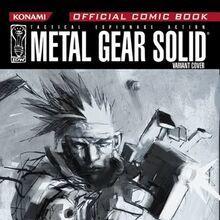 Metal Gear Solid (comic series) | Metal Gear Wiki | Fandom
